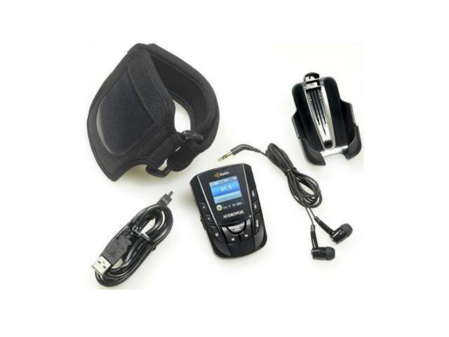 Portable Radio with Armband