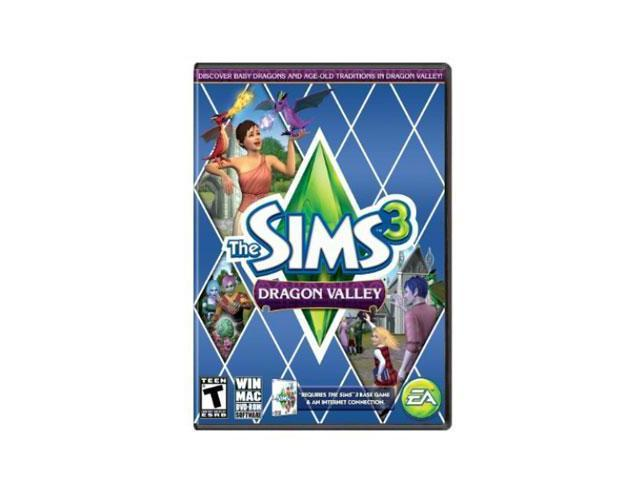 Sims 3 Dragon Valley  PC