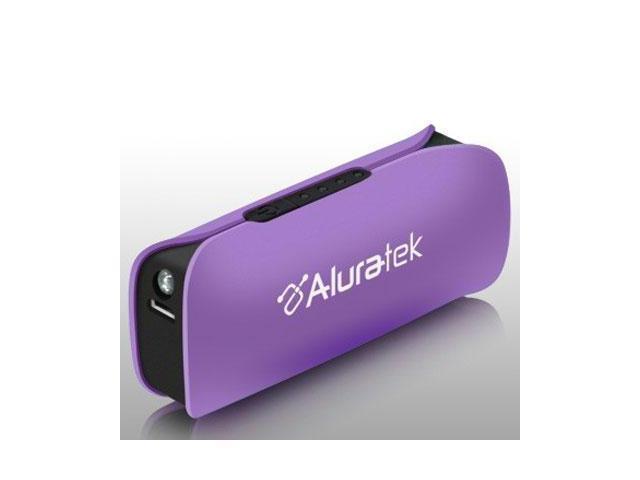 Aluratek Violet Standard Batteries & Chargers