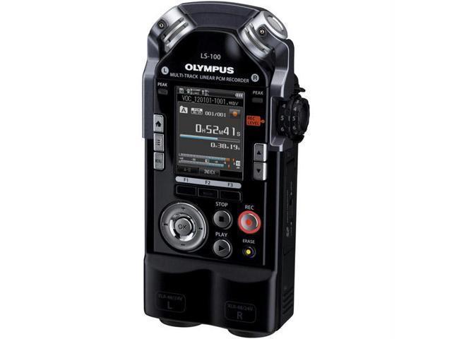 OLYMPUS LS-100 (V409121BU000) Digital Voice Recorder