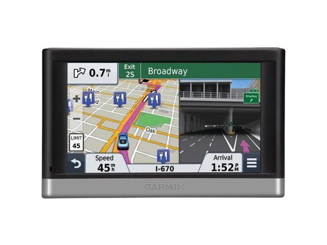 """GARMIN 010-01124-22 nuvi(R) 2457LM 4.3"""" Travel Assistant with Free Lifetime Map Updates"""