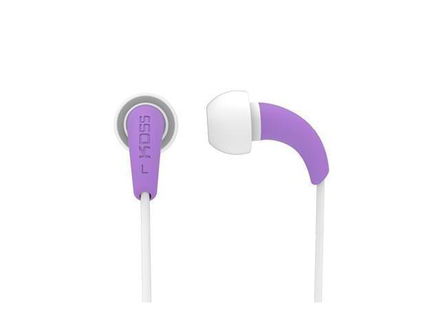 Fit In Ear Headphone Purple