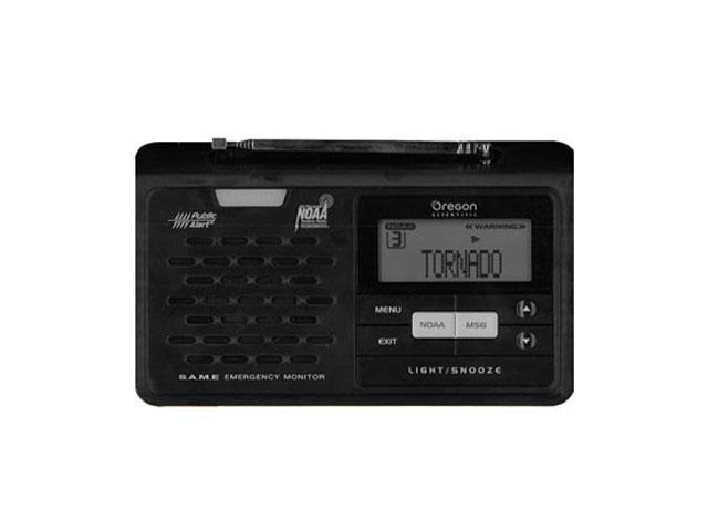 Oregon Scientific WR608 Desktop NOAA Weather Alert Radio