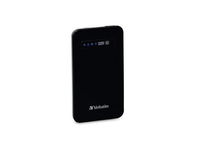 Ultra-Slim Power Pack 4200mAh Black