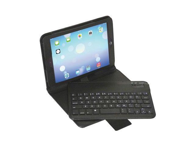 Leather Cse wBT Kybd iPad Mini