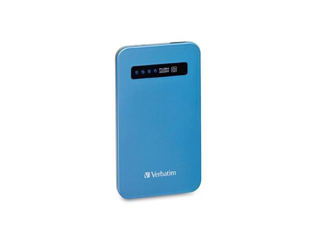 Ultra-Slim Power Pack 4200mAh Aqua Blue