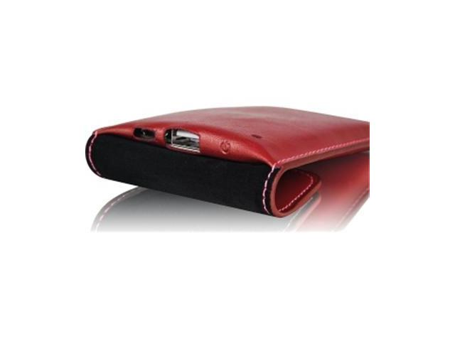 Luxa2 PL1 Red 2800 mAh Portable Battery Pack PO-UNP-PUL1RE-00