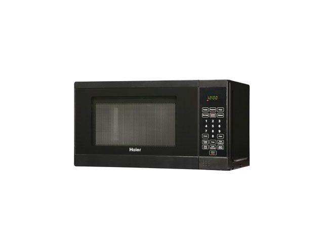 Haier Hmc720Bebb .7 Cubic Feet 700-Watt Microwave, Black