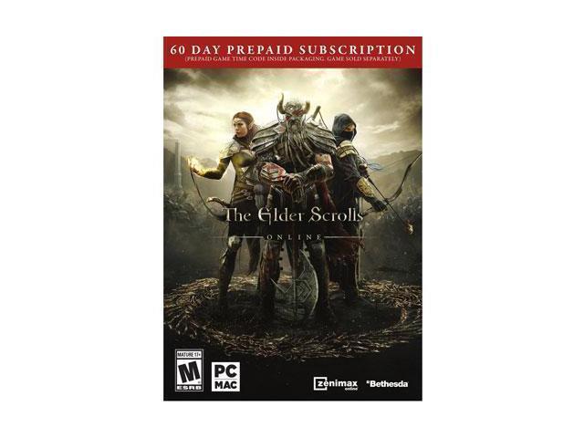 ElderScrollsOnline 60DaySub PC