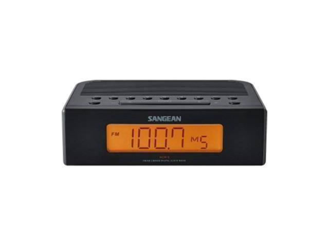 Sangean AM FM Digit Tuning Clock Radio