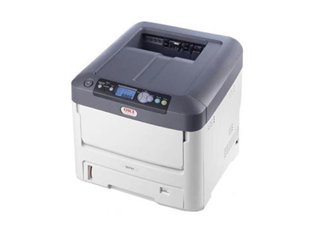 Oki C711DN LED Printer - Color - 1200 x 600 dpi Print - Plain Paper Print - Desktop - 36 ppm Mono / 34 ppm Color Print - ...