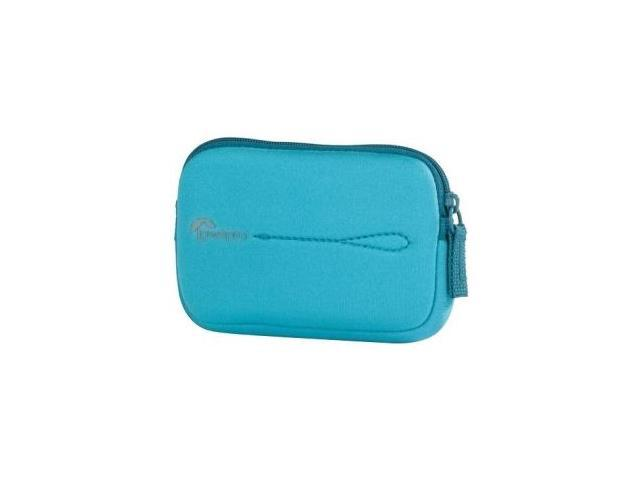 Vail 10 (Turquoise) Camera Pouch