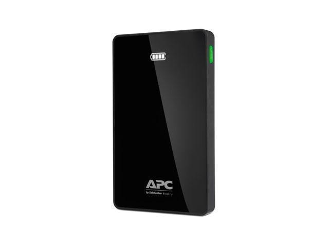 APC Black 10000 mAh Mobile Power Pack M10BK