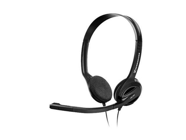 Sennheiser PC 36 Call Control Headset - Stereo - Black - USB - Wired - 32 Ohm - 40 Hz - 18 kHz - Over-the-head - Binaural ...