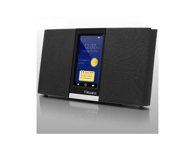Aluratek AIRMM03F Wi-Fi Internet Radio