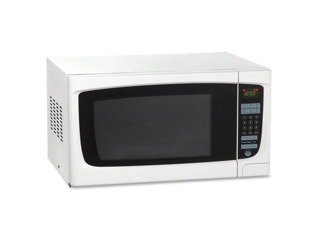 Avanti 1.4 CF Electronic Microwave with Touch Pad - Single - 1.40 ft_ Main Oven - 10 Power Levels - 1 kW Microwave Power - White