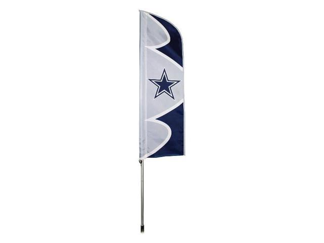 Party Animal Cowboys Swooper Flags - United States - Texas - 42