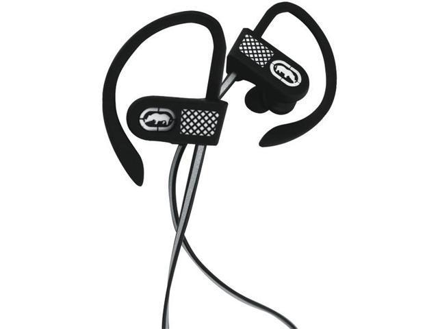ECKO UNLIMITED EKU-RNR2-BK Bluetooth(R) Runner2 Ear Hook Earbuds with Microphone (Black)