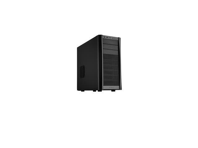Antec Case THREE HUNDRED TWO Gamer Mid Tower 3/0/(6) Bays USB3.0 Audio ATX Black