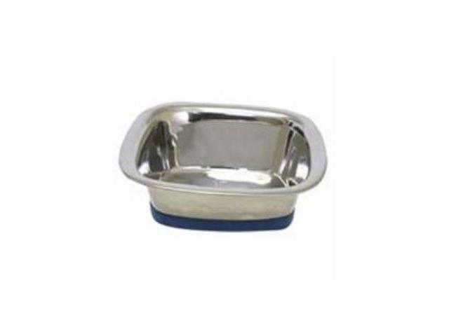 Durapet Square Bowl Medium Dog Dish