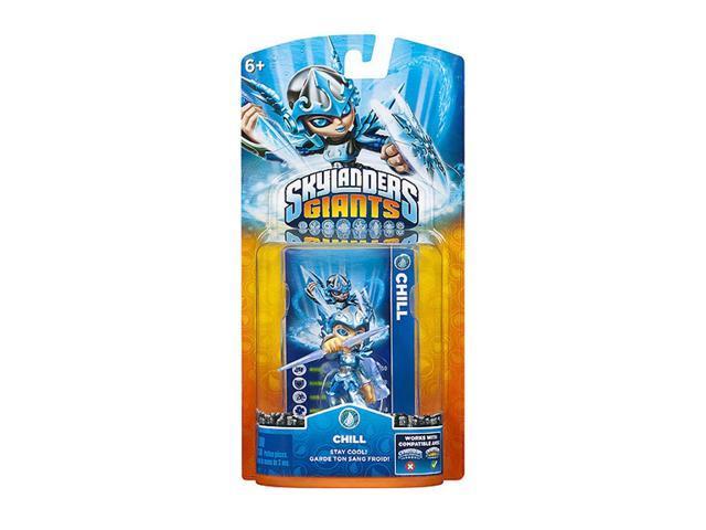 Chill Skylanders Giants Core Series 1 Figure