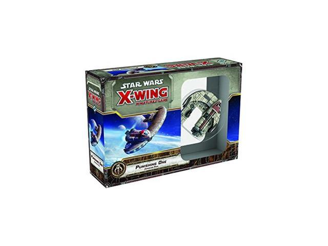 Punishing One Star Wars X-Wing Miniatures Game Expansion Pack