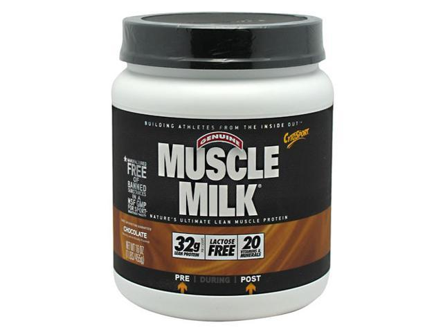 Muscle Milk Chocolate - Cytosport - 1 lbs - Powder