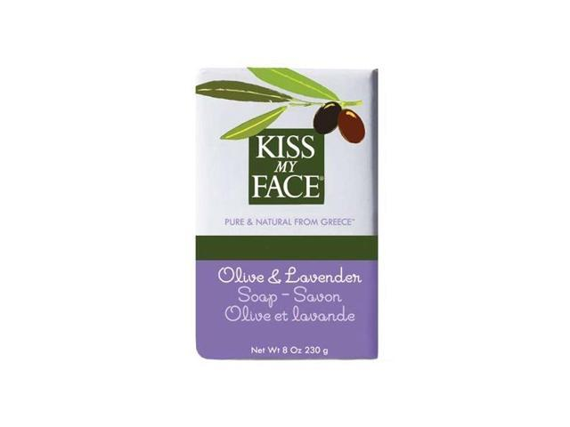 Olive & Lavender - Kiss My Face - 8 oz - Bar