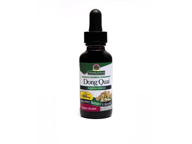 Dong Quai Extract - Nature's Answer - 1 oz - Liquid
