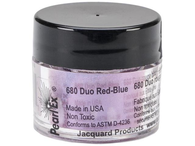 Jacquard Pearl Ex Powdered Pigments 3g-Duo Red-Blue