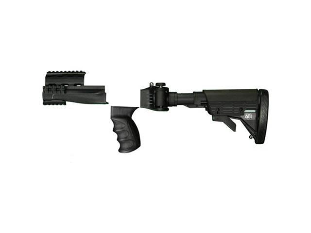 Ati Ak-47 Strikeforce Pkg W/scorpion Recoil Sys