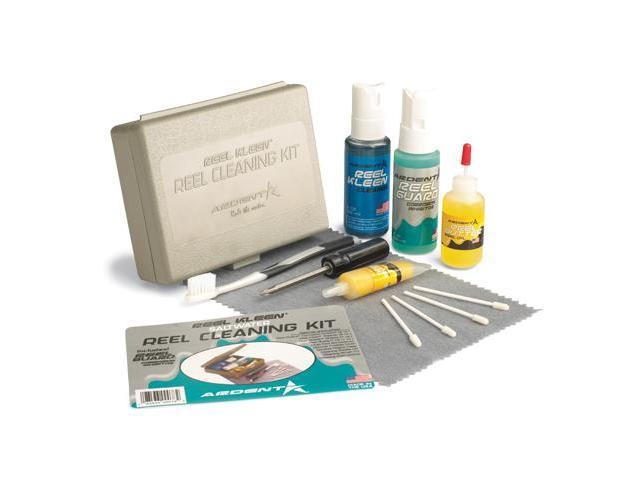 Ardent 4170-A Saltwater Reel Kleen Cleaning Kit Brush & Screwdriver