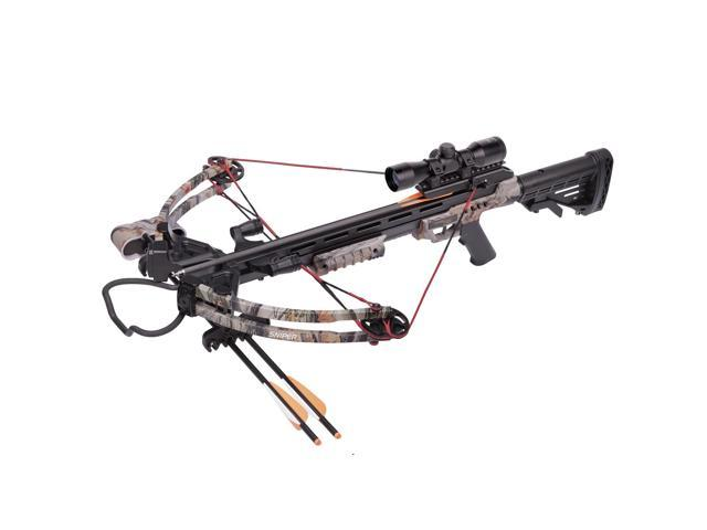 Crossman Center Point Sniper Crossbow Camo AXCS185CK