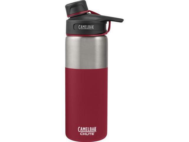 CamelBak Chute Vacuum Insulated Stainless .6L Brick Red 53866