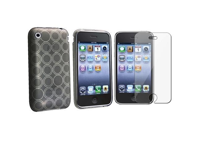 Insten Smoke Circle Cell Phone - Case & Covers