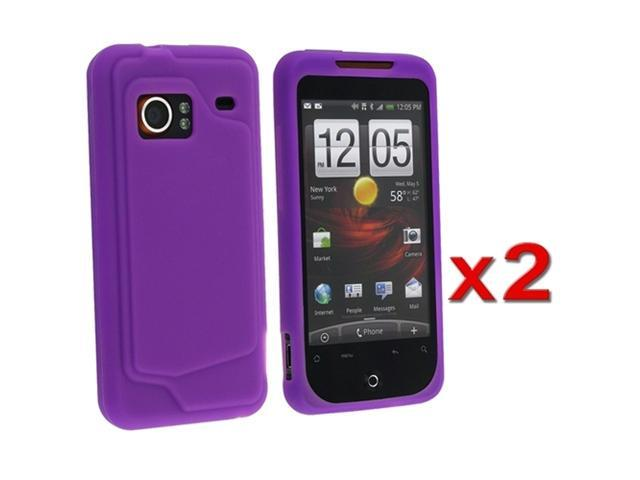 Insten Purple Solid Cell Phone - Case & Covers