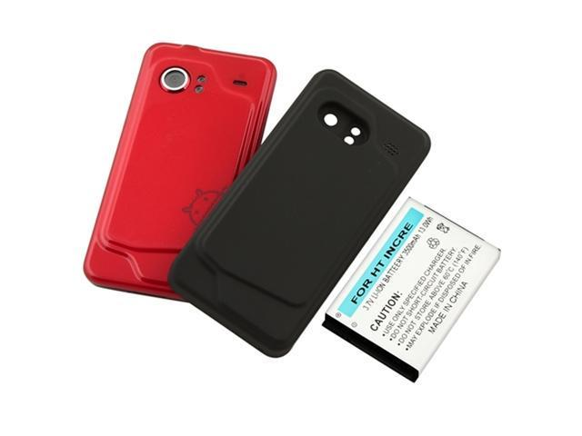 Extended Li-ion Battery with Cover for HTC Droid Incredible