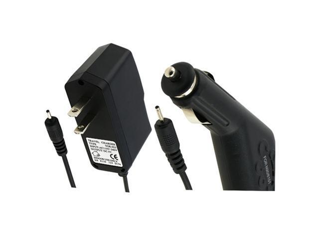 Car + Travel Home AC Charger compatible with Nokia E71 E71x E75 Phone