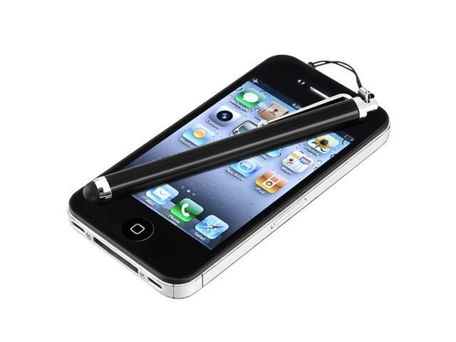 Touch Screen Stylus Compatible with Apple® iPhone® / iPod® / iPad®, Black