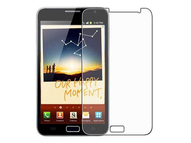 Reusable Anti-Glare Screen Protector compatible with Samsung© Galaxy Note N7000