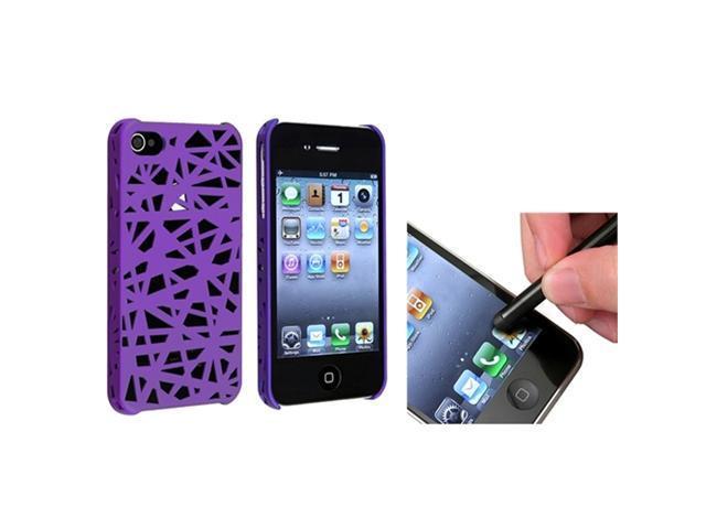 Insten Black Cell Phone - Stylus
