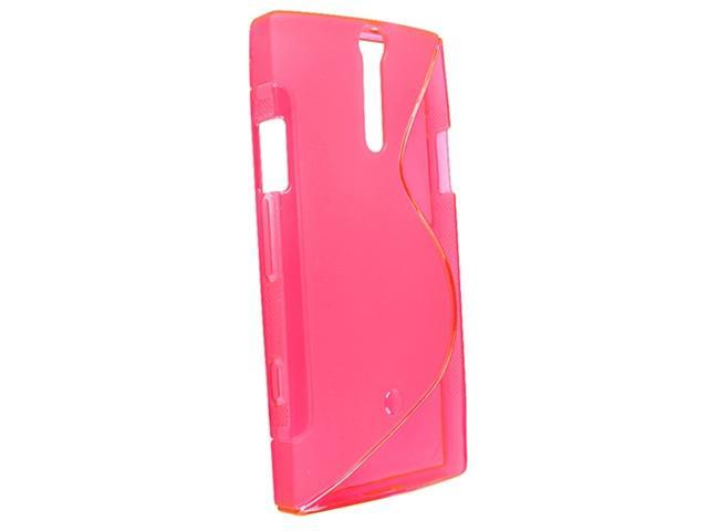 Insten Pink Solid Cell Phone - Case & Covers