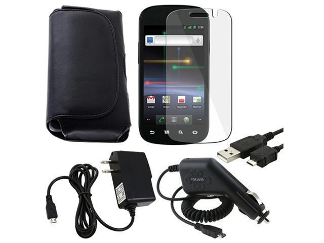 Insten Black Cell Phone - Chargers & Cables
