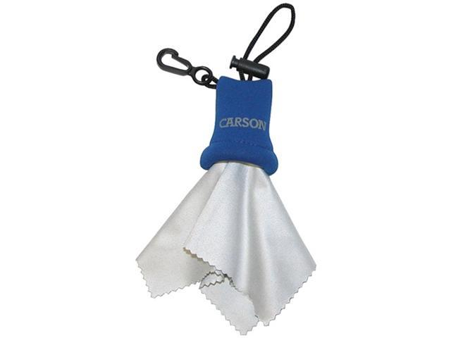 Carson Sn-50Bu Stuff-It Microfiber Cleaning Cloth (Blue)