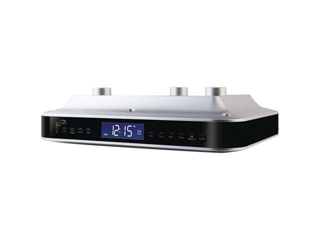 Ilive Ikb333S Under Cabinet Bluetooth Digital Radio