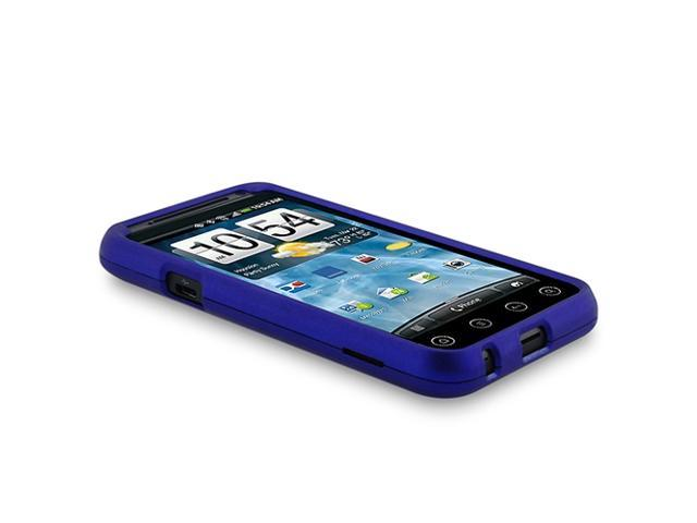 Insten Dark Blue Solid Cell Phone - Case & Covers