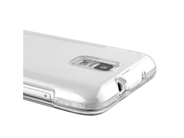 Snap-on Crystal Case compatible with Samsung© Skyrocket i727, Clear
