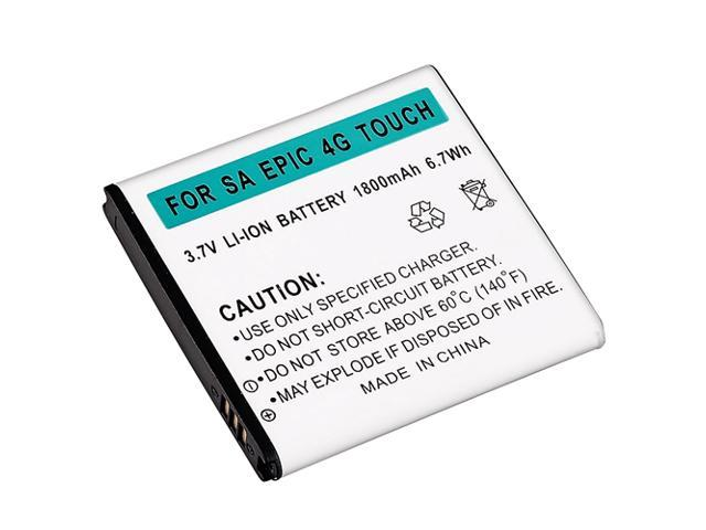Li-ion Battery compatible with Samsung© Galaxy S II Epic 4G Touch