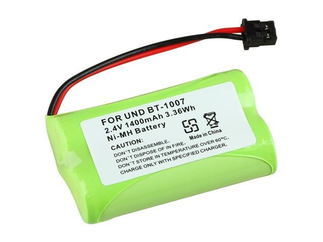 Compatible Ni-MH Battery for Uniden BT-1007 Cordless Phone