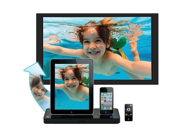 Innovative Technology Ititv-2012 The Ultimate Home Entertainment Docking Station